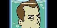 William Shatner's head