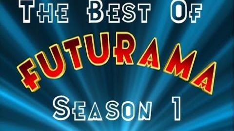 The Best of Futurama - Season 1