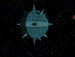 Near Death Star