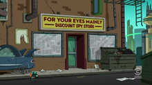 225px-For Your Eyes Mainly