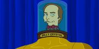 Billy Crystal's head