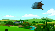 Amish Homeworld