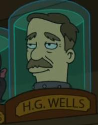 H.G.WellsHead