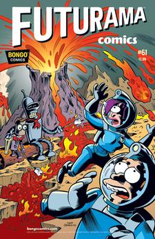 Futurama Comic 61