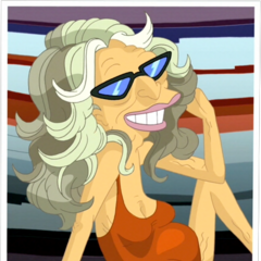 Female Prof' Hubert Farnsworth