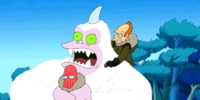 The Tip of the Zoidberg