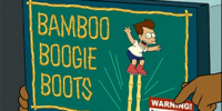 Bamboo Boogie-Boots