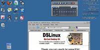 Damn Small Linux (DSL)