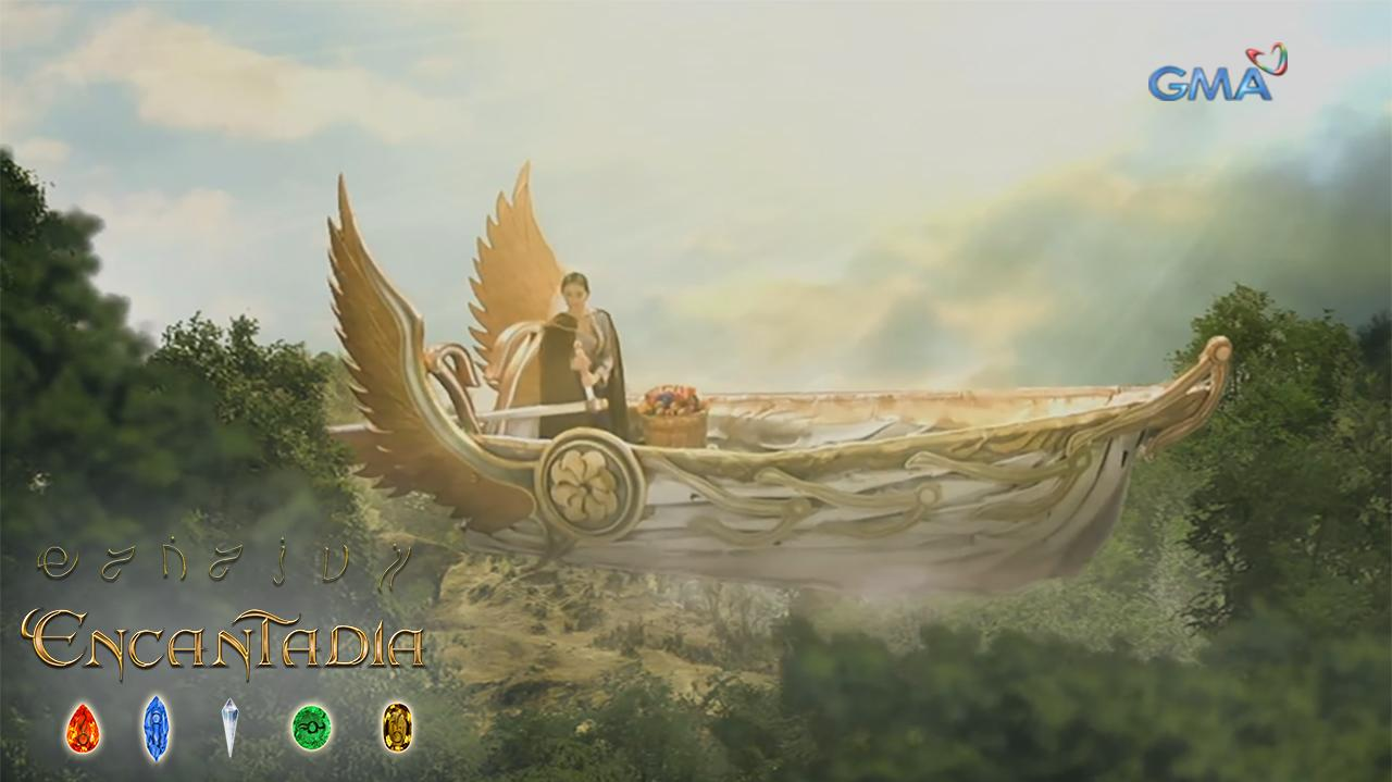 Encantadia- Tulong ni Emre kay Lira - Episode 114
