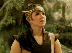 Lira as she appeared in Episode 180
