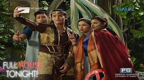 Full House Tonight Ang dalang 'Monobloc' ni Lira