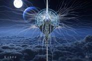 Keros divine form