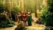 The Sang'gres find Cassiopea