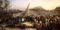 Acum 200 de ani: Napoleon e exilat pe insula Elba