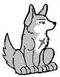 Chibi derek wolf