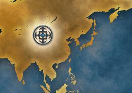 Donghu map