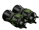 Reverse thruster