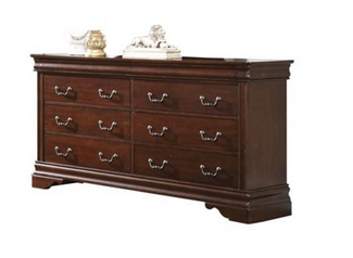 French Mahogany Chest of Drawers
