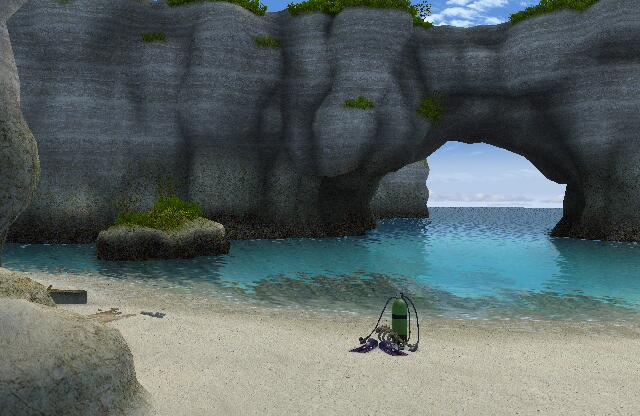 Ciceros Strait Triton Cove