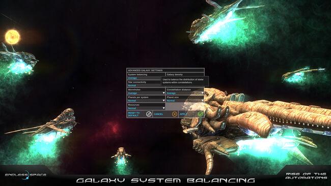 Galaxy Balancing 1