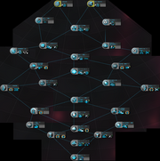 Exploration and Expansion technology tree