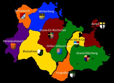 Independent Republic of Endor (Region)