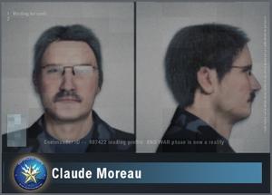 Claude Moreau