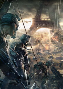 EndWar Paris