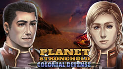 Planet Stronghold Colonial Defense
