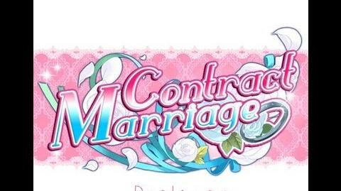 Contract Marriage (Prologue)