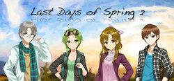 Last Days of Spring 2
