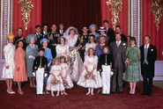 Wedding of Charles, Prince of Wales, and Lady Diana Spencer.1