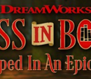 DreamWorks Puss in Book: Trapped in an Epic Tale (2017)
