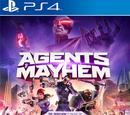 Agents of Mayhem (2017)