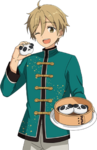 (Panda Dim-sum) Tomoya Mashiro Full Render Bloomed