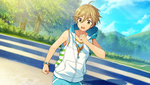 (Training of Summer) Tomoya Mashiro CG