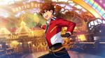 (Deep Red Friendship) Chiaki Morisawa CG