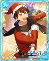 (Red Santa) Chiaki Morisawa Bloomed