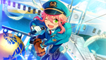 (Blue Sky Flight) Tori Himemiya CG2