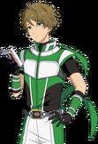 (Green of Compassion) Midori Takamine Full Render