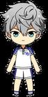 Izumi Sena Tennis Uniform chibi