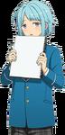 (Sketch) Hajime Shino Full Render