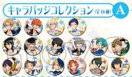Ensemble Stars character badge collection A