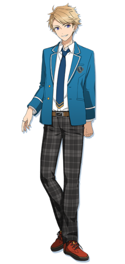 Arashi Narukami 1