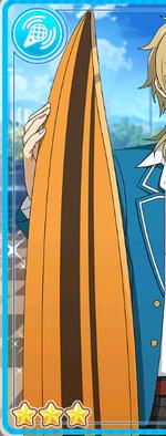 Kaoru's Surboard