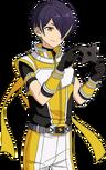 (Yellow of Hope) Shinobu Sengoku Full Render