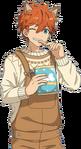 (Mischievous Shiba) Subaru Akehoshi Full Render