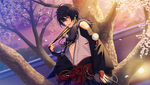 (Demon of the Twelfth Lunar Month) Ritsu Sakuma CG2