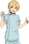 (Disinfectant) Nazuna Nito Full Render Bloomed