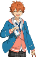 (Recess) Subaru Akehoshi Full Render Bloomed